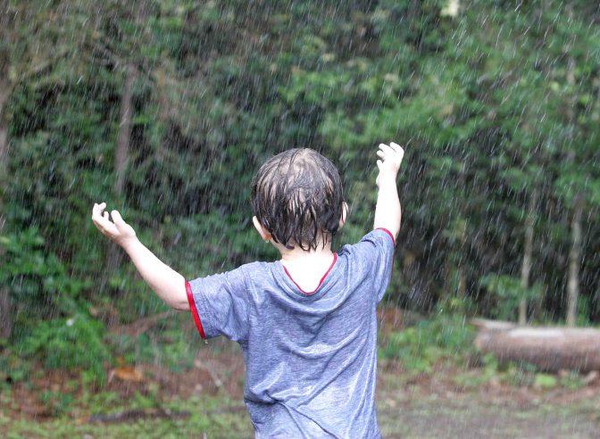 Dance in the Rain … I Dare You