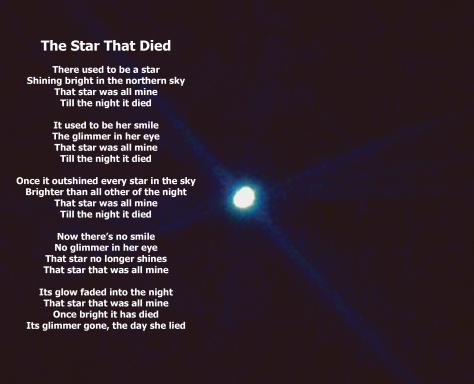 The Star That Died