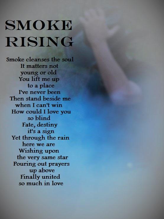 smoke-rising