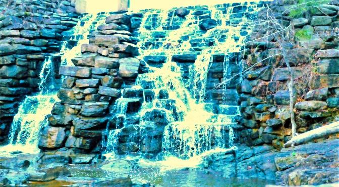 Life's universal waterfall